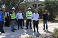 BÜLENT UYGUR - Altınözü'ne 'Savaş Ayırır, Futbol Birleştirir' Projesiyle Halı Saha Yapılıyor