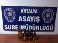 HIRSIZLIK BÜRO AMİRLİĞİ - Antalya'da Büfe Hırsızları Yakalandı