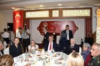 MUSTAFA KEMAL ATATÜRK - Antalya'da Gaziler Onuruna Yemek