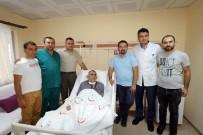 REFERANS - Aort Damarı Yırtık 'Çaresiz' Denilen Hastaya Hayati Dokunuş