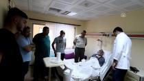HıZıR - Aort Damarı Yırtılan KOAH Hastasını Sağlığına Kavuşturdular