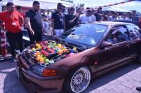 DERNEK BAŞKANI - Autoshow26 Bursa'da Fuara Katıldı