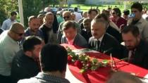 AHMET DAVUTOĞLU - Azerbaycanlı İşadamı Etimat İsmailov Son Yolculuğuna Uğurlandı
