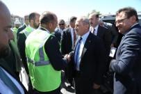 SICAK ASFALT - Bakan Turhan, Konya Yolunda İncelemelerde Bulundu