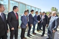 JANDARMA GENEL KOMUTANLIĞI - Bakan Yardımcısı İnce Mardin'de