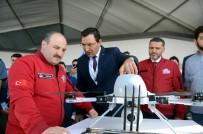 TEKNOLOJI - Bakanı Varank, TEKNOFEST'te Stantları Gezdi