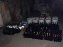 BAHÇELİEVLER - Balıkesir'de Kaçak İçki Operasyonu