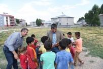 SÜTLÜCE - Başkan Asya, Çocuklara Söz Verdi, Ekipler Harekete Geçti