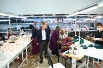 SANAYİ BÖLGELERİ - Başkan Çınar'dan, Yerli Üretime Destek