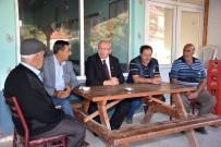BAHÇELİEVLER - Başkan Kadir Albayrak Vatandaşlarla Buluştu