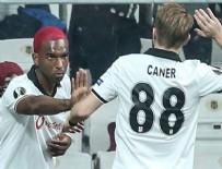 CANER ERKİN - Beşiktaş 3 puanla başladı