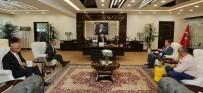 DERNEK BAŞKANI - Beyşehirliler Başkan Yaşar'ı Ziyaret Etti