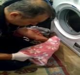 UYUŞTURUCU - Çamaşır Makinesinden Uyuşturucu Çıktı