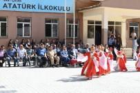 HÜKÜMET KONAĞI - Çatak'ta İlköğretim Haftası Coşku İle Kutlandı