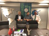 SPOR TOTO SÜPER LIG - Çaykur Rizespor'da Okan Buruk Dönemi Başlıyor
