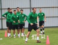 SPOR TOTO SÜPER LIG - Çaykur Rizespor, Evkur Yeni Malatyaspor Maçının Hazırlıklarını Sürdürüyor