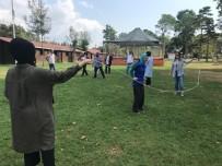 CEMİL MERİÇ - Cemil Meriç Öğrencileri Doyasıya Eğlendi