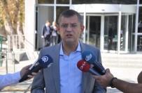 GRUP BAŞKANVEKİLİ - CHP Grup Başkanvekili Özel'den 'Telefon Dinlemesi' İle İlgili Açıklama
