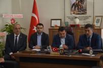 BASIN TOPLANTISI - Dadaylılar Derneği Yeni Yönetimi Basınla Buluştu