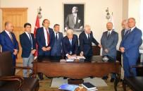 OSMAN GÜRÜN - Dünya Bankası Kredisi Danışmanlık Sözleşmesi Yapıldı