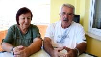 Emekli Çiftin En Sadık Misafirleri 'Papatya' Ve 'Kartopu'