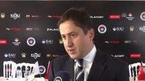 HÜSEYIN YÜCEL - 'En Büyük Hedefimiz THY Avrupa Ligi Takımı Olmak'