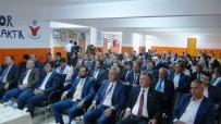 SAYGI DURUŞU - Erciş'te İlköğretim Haftası Etkinliği