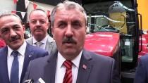 BÜYÜK BIRLIK PARTISI - Eskişehirspor'un Lisans Sorunu