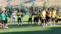 ÖMER ŞİŞMANOĞLU - Evkur Yeni Malatyaspor'da Çaykur Rizespor Mesaisi Sürüyor