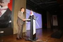 FARUK ECZACıBAŞı - Faruk Eczacıbaşı AGÜ Öğrencilerine Dijital Devrimi Anlattı
