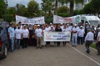 HİPERTANSİYON - Fatsa'da 'Sağlık İçin Hareket Yürüyüşü'
