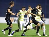 ALPER POTUK - Fenerbahçe Zagreb'te Yıkıldı