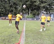 LEVENT ŞAHİN - Galatasaray, Akhisarspor Maçı Hazırlıklarına Devam Etti