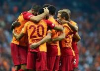 GALATASARAY - Galatasaray Ve Beşiktaş, Fenerbahçe'ye Fark Attı