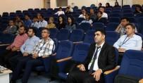 MÜHENDISLIK - GAÜN'de Sentez Gazı Bilgilendirme Toplantısı