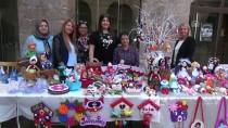 EL SANATLARI - Gün Arkadaşı Kadınlar Bir Araya Gelip Pazar Açtı