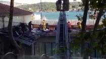 BÜYÜKŞEHİR BELEDİYESİ - GÜNCELLEME 2 - Beşiktaş'ta Yangın