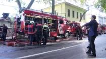 BÜYÜKŞEHİR BELEDİYESİ - GÜNCELLEME - Beşiktaş'ta Yangın