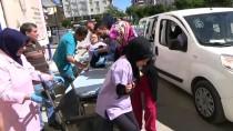 ANADOLU LİSESİ - Hastanedeki Tatbikat Gerçeğini Aratmadı