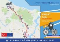BÜYÜKŞEHİR BELEDİYESİ - İBB Desteğiyle Bisikletle TEKNOFEST'e Gidecekler