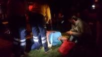 İnegöl'de Dehşet Veren Olay... Bıçakla Hastaneye Götürüldü