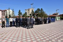KAYMAKAMLIK - İnönü'de Gaziler Günü Kutlandı