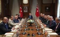 IRAK - Irak Temsilciler Meclisi Türkmen Milletvekilleri Cumhurbaşkanlığı Külliyesi'nde