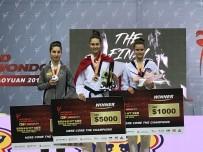 ALTIN MADALYA - İrem Yaman'dan Altın Madalya