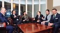 HOLLANDA - İşadamı Turgut Torunogulları'ndan Hollanda Dışişleri Bakanına Ziyaret