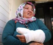 İşitme Engelli Kadına Duymadığı Korna Dayağı
