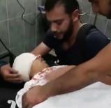 GAZZE - Israil Askerlerinin Öldürdüğü Filistinli Genç Son Yolculuğuna Uğurlandı