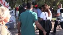 BARIŞ SÜRECİ - 'İsrail Han El-Ahmer'i Yıkarsa Umarım AB'nin Cevabı Sert Olur'