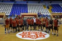 ÜMIT SONKOL - Karesispor Federasyon Kupasına Hazır