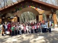 DOĞAL YAŞAM PARKI - Kartepeli Öğrenciler, Ormanya'da Yaza Veda Ettiler